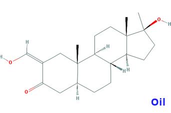 Оксиметолон (oil base)