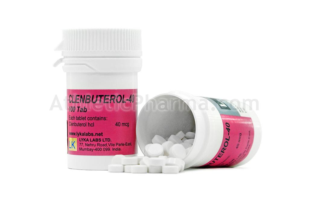Clenbuterol-40 (100tab)